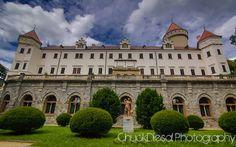 Benešov The Konopiste Castle | Flickr - Photo Sharing!