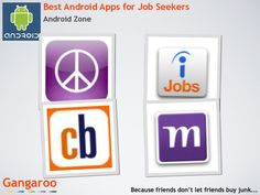 Need a job?  Your phone can help!