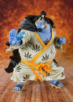 One Piece Jinbe Knight of the Sea Figuarts ZERO Bandai - Global Freaks One Piece Figure, Monkey D Luffy, Nico Robin, Anime One, Manga Anime, Dbz, Anime Figures, Action Figures, Lion Song