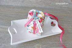 Leckereien-Box Stampin´ Up! Englischer Garten Schmetterling giftbox