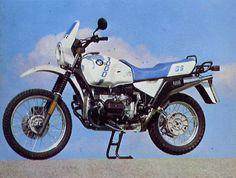 R 100GS, 1987