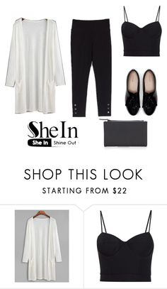"""Untitled #58"" by folioboutique ❤ liked on Polyvore featuring Alexander Wang"