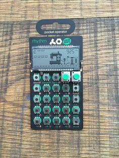 MATRIXSYNTH: Teenage Engineering Pocket Operators