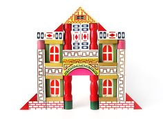 Wooden BUILDING Blocks  Made in Japan by sushipotparts : wow !