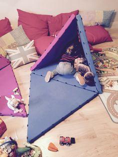 Tukluk - Möbel, Spielzeug und Dreieck