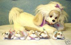 80s Puppy Surprise