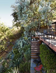 HOUSE TOUR: A Classic Midcentury Home Is The Epitome Of California Cool   - ELLEDecor.com