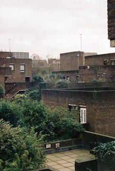 Odhams Walk, London, by Gytaute Akstinaite