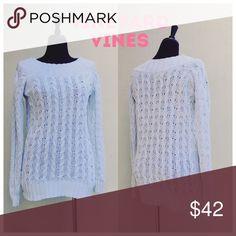 💕VINEYARD VINES💕 Long Sweater Sweater has been gently worn but in good condition. The fabric content is 100% cotton. Vineyard Vines Sweaters Crew & Scoop Necks