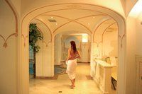Spa in the Alpin Royal Wellness and Resort, San Giovanni in Valle Aurina, Italy