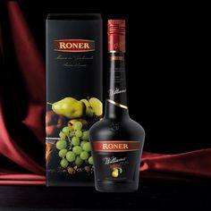 Roner - Williams Reserv - Distillati di frutta e vino - Roner