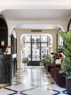 12e9fe3e2c61 In the Paris 9th district you will find the new beautiful boutique Hotel. A  special