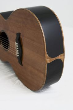 African blackwood acoustic guitar