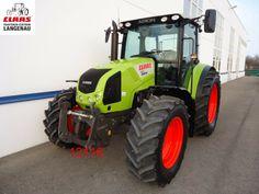 +Claas Arion 410 | Traktor CLAAS ARION 410 (Bild 1)