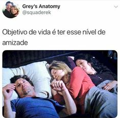Meredith And Derek, Arizona Robbins, Little Memes, Greys Anatomy Memes, Cristina Yang, Famous Books, Series Movies, Sentences, I Laughed