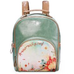 Fashion Candy Color Backpack [FPBJ0039]- US$ 125.99 - PersunMall.com