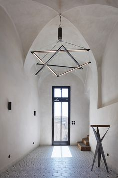 A reconstructed 16th century home in the Czech Republic