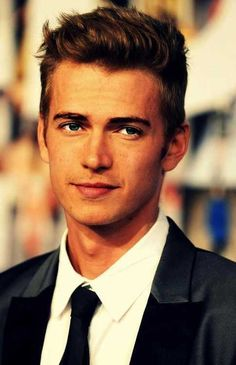 Come to the dark side...we have Hayden Christensen