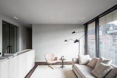 Interior Photo, Interior Styling, Interior Design, Modern Interior, Minimalist Architecture, Interior Architecture, Prefab Homes, Furniture Layout, Pent House