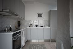 Beautiful living kitchen