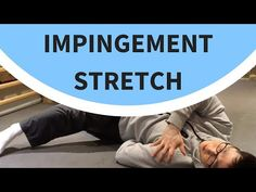 Rotator Cuff Stretch to Prevent Impingement Bursitis Frozen Shoulder Thoracic Outlet Syndrome Frozen Shoulder Exercises, Shoulder Rehab Exercises, Shoulder Stretches, Thoracic Outlet Syndrome Exercises, Rotator Cuff Injury Exercises, Shoulder Pain Relief, Neck Pain Relief, Frozen Shoulder Syndrome, Bursitis Shoulder