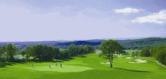 Wild Turkey Golf Course Hole #1 & #18 by Crystal Springs, via Flickr