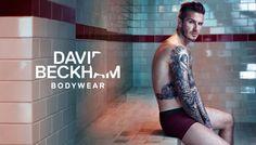 H&M Beckham Bodywear