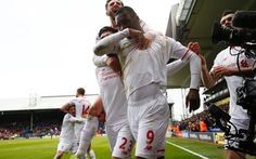 Liverpool's last-minute goal Victory - http://www.tsmplug.com/football/liverpools-last-minute-goal-victory/