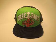 96b6231ff290d Scooby Doo Shaggy Baked Hat Cap Snapback Hanna-Barbera TV Costume Trucker  Hat  ScoobyDooShaggy
