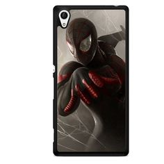 The Ultimate Spiderman TATUM-11035 Sony Phonecase Cover For Xperia Z1, Xperia Z2, Xperia Z3, Xperia Z4, Xperia Z5