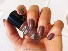 Nails, Food and More: Colour Alike 498