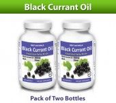 Black current oil, a gamma linolenic acid which converts into an omega-6 fatty acid having anti-inflammatory benefits!