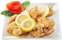 Poulet au citron à la mijoteuse Slow Cooker, Shrimp, Chicken, Food, Lemon Chicken, Poultry, Slow Cooker Recipes, All Food Recipes, Meal