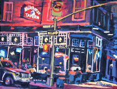 Whitehorse Tavern Greenwich Village NYC Art Print Jack Kerouac Beat Generation C Little Italy Nyc, Fine Art Prints, Framed Prints, Nyc Art, Building Art, New York Art, Greenwich Village, Fine Art Paper, Wall Art Decor