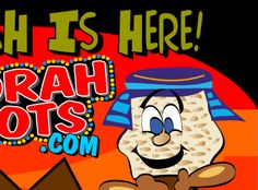 Torah Tots - The Site for Jewish children - All About Passover - Pesach