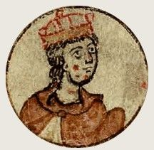 Henry VII (1211-1242) Son of  Frederick II, Holy Roman Emperor and Constance of Aragon. Husband of Margaret of Babenberg. *House of Luxembourg*