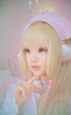 Chobits Chi Cosplay