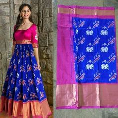 Long gown dress - Top Bridal Dress Styles Online App The fabric for bridal clothes which look best is chiffon, net, banarsi kapra, jamavar and katan Chiffon and aurganza are usually used to design dupattas with heavy Lehenga Designs, Salwar Designs, Half Saree Designs, Kurta Designs Women, Kurti Designs Party Wear, Saree Blouse Designs, Lehenga Saree Design, Long Gown Dress, Sari Dress