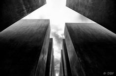 The Holocaust Memorial Berlin - this picture is taken in May 2013 when i visit Berlin