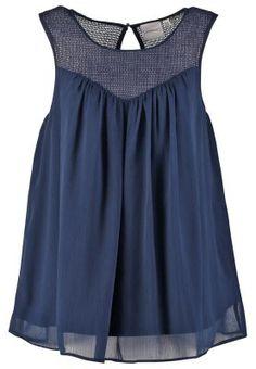 JRROLA - Blouse - dark blue