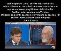 il popolo del blog,notizie,attualità,opinioni : Scalfari vs Di Battista,ma l'ha detto veramente ah...