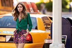 VITAMINA Spring Summer 2014 featuring Olivia Palermo
