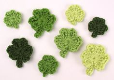 Free Crochet Patterns.  This blog looks like it has some great stuff.  I want to check it out when I have more time.