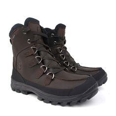 Black Boots - Bota Timberland Ek Chilberg Premium Marrom Escuro - BlackBoots