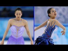 Mao Asada 2014 Olympics SP & FS - YouTube