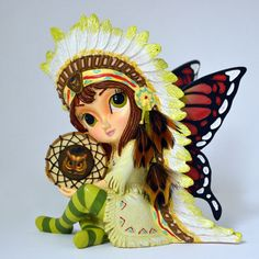Evening Whisperer Guardians of the Great Spirit Jasmine Becket Griffith
