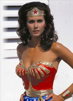 Lynda Carter's Wonder Woman! I remember pretending to be her, and spinning ar… Lynda Carter's Wonder Woman! I remember pretending to be her, and spinning around as fast as I could in our back yard Linda Carter, Lynda Carter Young, Linda Evans, Gal Gadot, Beautiful People, Most Beautiful, Beautiful Women, Gorgeous Movie, Gorgeous Teen