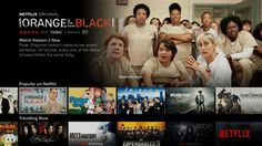 Netflix Adds Video Previews to Interface in TV Application Update - Streaming Media Magazine