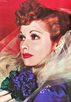 The great Lucille Ball