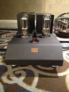 #AXPONA2013 Audio-Note Ankoru II 211 Monoblocks $46k Purist Audio Design (PuristAudio) on Twitter